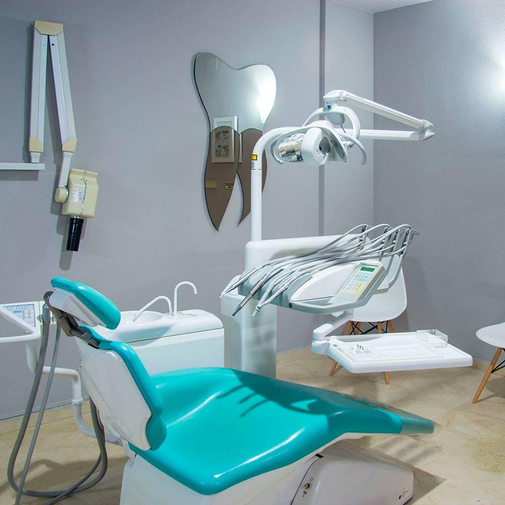 Gabinete dental clínica en Huesca