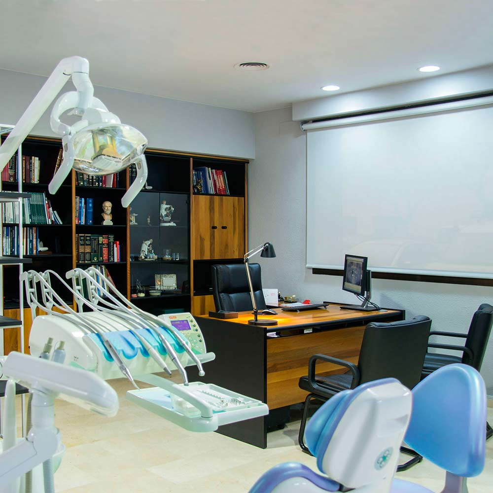 Gabinete dental en Huesca